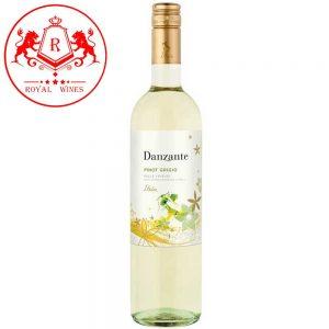 Ruou Vang Danzante Pinot Grigio