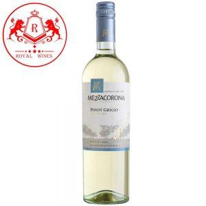 Ruou Vang Mezzacorona Pinot Grigio