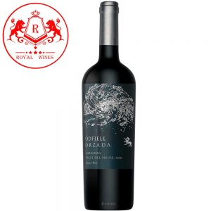 Ruou Vang Odfiell Orzada Carignan