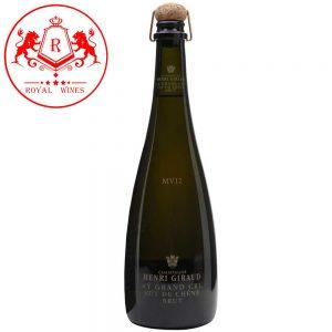 Champagne Henri Giraud Ay Grand Cru Brut Mv 12