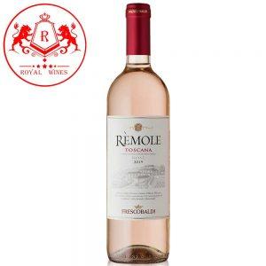 Ruou Vang Remole Toscana Rose