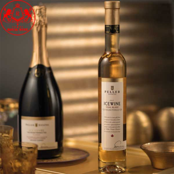 Rượu vang Peller Icewine Vidal Blanc