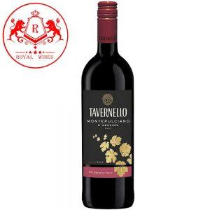 Ruou Vang Tavernello Montepulciano Dabruzzo