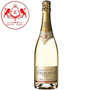 Champagne Tribaut Shchloesser Blanc De Chardonnay