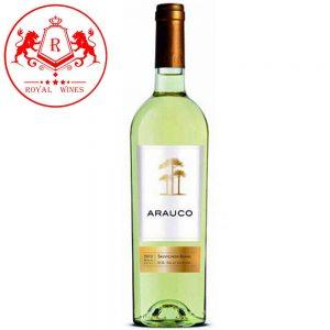 Ruou Vang Arauco Sauvignon Blanc