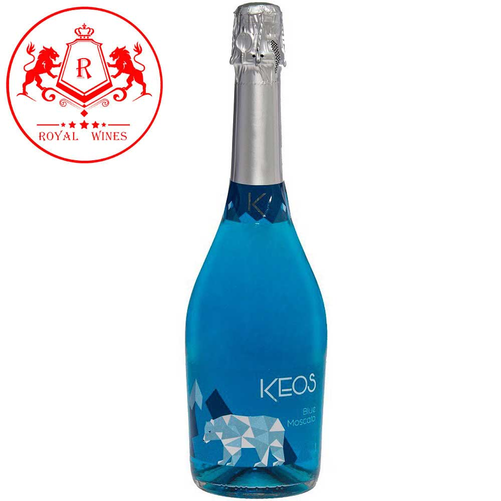 Ruou Vang Keos Blue Moscato