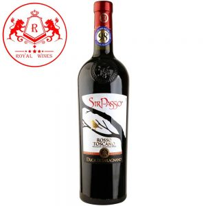 Ruou Vang Sir Passo Rosso Toscana