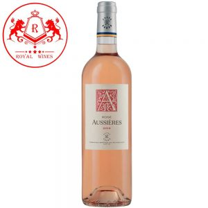 Ruou Vang Aussieres Rose