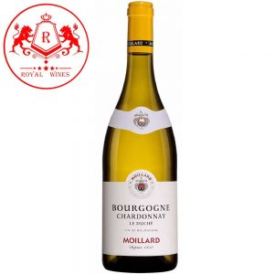 Ruou Vang Moillard Bourgogne Chardonnay