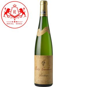 Ruou Vang Vin Dalsace Rolly Gassmann Riesling