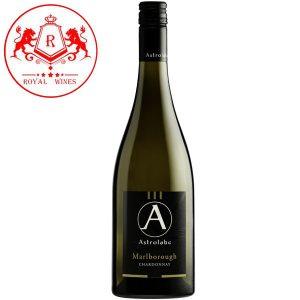 Ruou Vang Astrolabe Province Marlborough Chardonnay