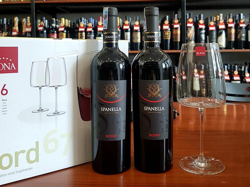 Ruou Vang Spanella Vino Rosso2