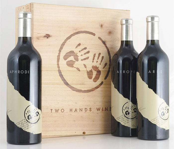 Ruou Vang Two Hands Aerope1