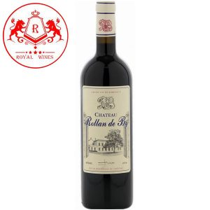 Ruou Vang Chateau Rollan De By Medoc