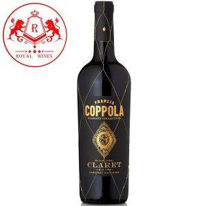 Ruou Vang Coppola Diamond Collection Claret