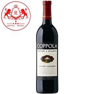 Ruou Vang Coppola Rosso Bianco Cabernet Sauvignon
