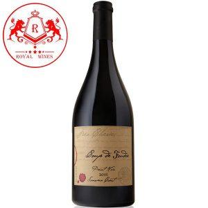 Ruou Vang Coup De Foundre Pinot Noir