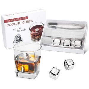 Stainless Steel Cooling Cubes2