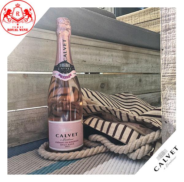Ruou Vang Calvet Celebration Sparkling Rose5