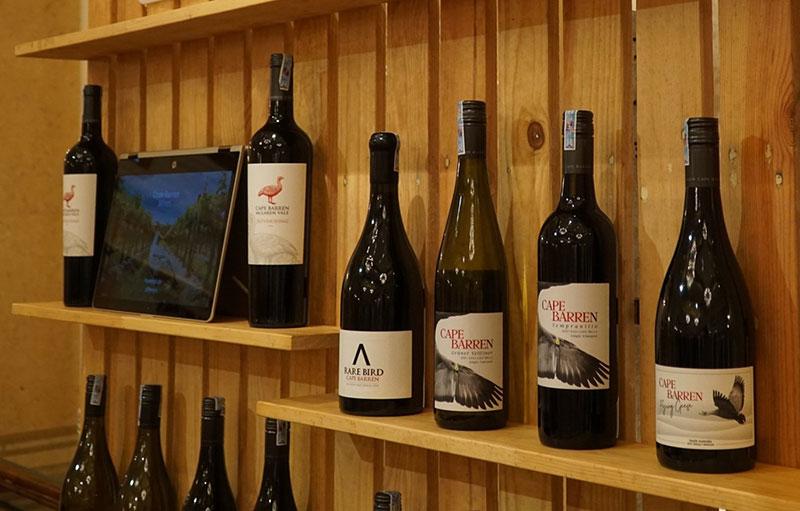 Ruou Vang Cape Barren Single Vineyard Tempranillo