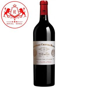 Ruou Vang Chateau Cheval Blanc
