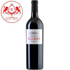 Ruou Vang Chateau Clinet Pomerol