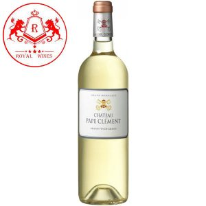 Ruou Vang Chateau Pape Clement Blanc