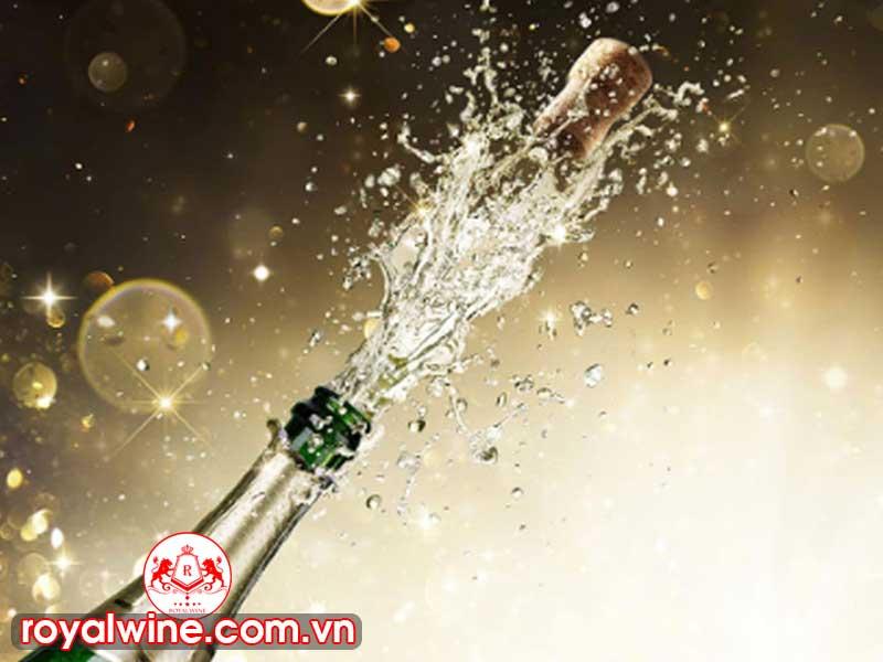 Quy Trình Sản Xuất Rượu Vang Sparkling