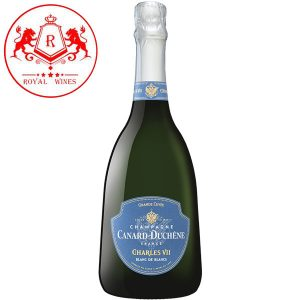 Ruou Champagne Canard Duchene Charles Vii Blanc De Blanc