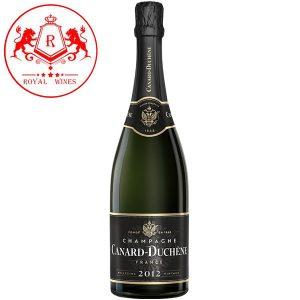 Ruou Champagne Canard Duchene Millesime