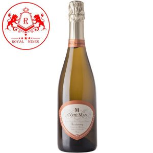Ruou Vang Cote Mas Chardonnay Blanc De Blanc