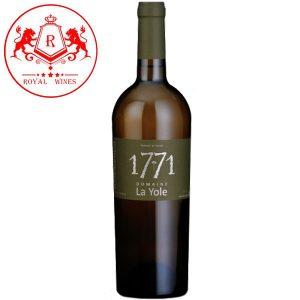 Ruou Vang Domaine La Yole 1771 Chardonnay
