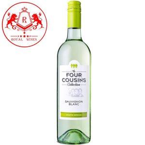Ruou Vang Four Cousins Sauvignon Blanc