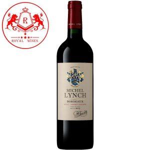 Ruou Vang Michel Lynch Bordeaux