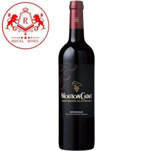 Ruou Vang Mouton Cadet Bordeaux