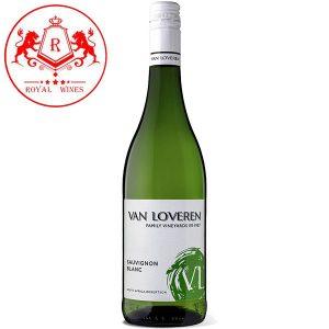 Ruou Vang Van Loveren Sauvignon Blanc