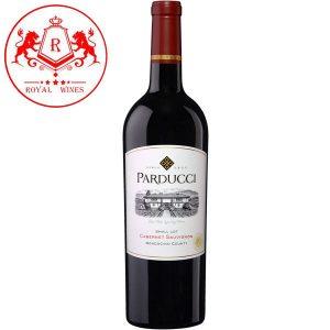 Rượu Vang Parducci Cabernet Sauvignon