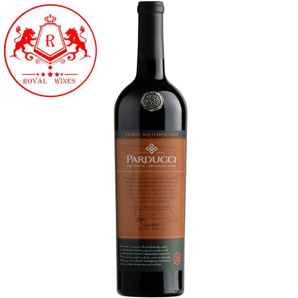 Rượu Vang Parducci Coro Mendocino