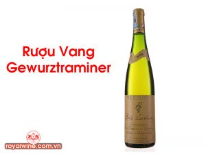 Rượu Vang Gewurztraminer