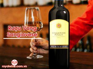 Rượu Vang Sangiovese